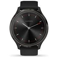 Garmin Vívomove 3 Sport Slate Black - Chytré hodinky