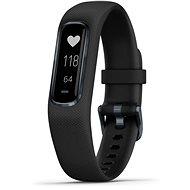 Garmin vivoSmart4 Black/Slate (velikost L) - Fitness náramek