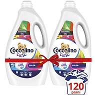 COCCOLINO Care Color 2 × 2.4 l (120 washes)