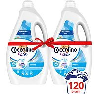 COCCOLINO Care White 2 × 2.4 l (120 washes)
