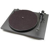 Pro-Ject Essential II + OM5E - černý - Gramofon