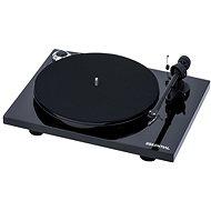 Pro-Ject Essential III + OM10 Piano černá - Gramofon