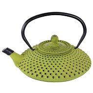 Toro konvice na čaj litinová 1,25l, zelená - Čajová konvice