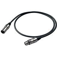Proel BULK250LU10 - 10 m - Mikrofonní kabel
