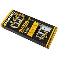 PROTECO Screwdriver Set 10.07-990-02 - Screwdriver Set