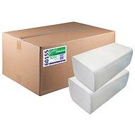LINTEO ZZ STANDARD 5000 bílé 20× 250 ks - Papírové ručníky