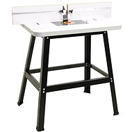 Work table for top milling machine steel and MDF 81 x 61 x 88 cm 147836 - Workbench
