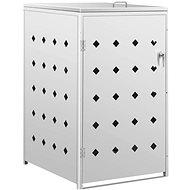 Bin shelter 240 l Stainless steel 145379