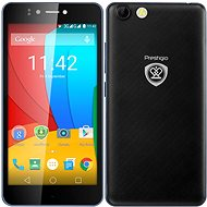 Prestigio MUZE D3 Black Dual SIM - Mobilní telefon