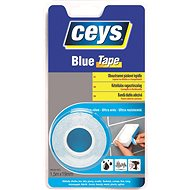 CEYS blue tape 1,5 m x 19 mm - Lepicí páska