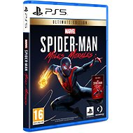 Marvels Spider-Man: Miles Morales Ultimate Edition - PS5 - Hra na konzoli