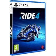 RIDE 4 - PS5 - Hra na konzoli