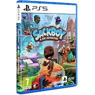Sackboy A Big Adventure! - PS5 - Hra na konzoli