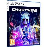 Ghostwire Tokyo - PS5 - Hra na konzoli