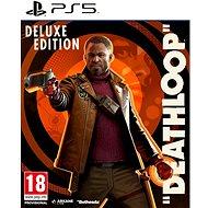 Deathloop: Deluxe Edition - PS5 - Hra na konzoli
