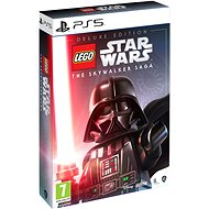 LEGO Star Wars: The Skywalker Saga - Deluxe Edition - PS5 - Console Game
