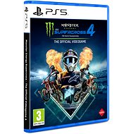 Monster Energy Supercross 4 - PS5 - Console Game