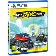 Cant Drive This - PS5 - Hra na konzoli