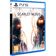 Scarlet Nexus - PS5 - Hra na konzoli