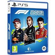 F1 2021 - PS5 - Hra na konzoli
