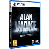 Alan Wake Remastered - PS5 - Hra na konzoli