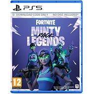 Fortnite: The Minty Legends Pack - PS5 - Hra na konzoli
