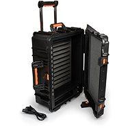 PORT CONNECT Rolling CHARGING CABINET, nabíjecí přepravní kufr na kolečkách pro 12 zařízení, černý - Nabíjecí úložiště