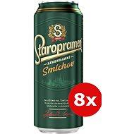 Staropramen Smíchov XXL package 8x0.5l tin - Beer