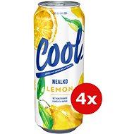 Staropramen Cool Lemon Nealko 4X0,5L Plech - Pivo