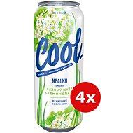 Staropramen Cool Bezový Květ A Lemongrass Nealko 4X0,5L Plech - Pivo