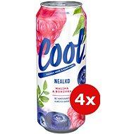 Staropramen Cool Malina A Borůvka Nealko 4X0,5L Plech - Pivo