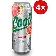 Staropramen Cool Grep 4x0,5l plech - Pivo