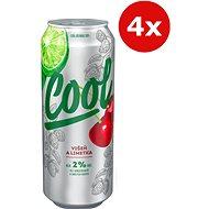 Staropramen Cool Višeň A Limeta 4X0,5L Plech - Pivo