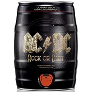 Pivo AC/DC Beer soudek 12° 5l 4,8% Soudek - Pivo
