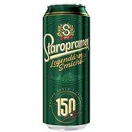Staropramen 10° 6×0,5l 4% plech - Pivo