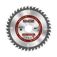 Kreator KRT020507 - Pilový kotouč univerzální