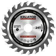 Kreator KRT020401 - Pilový kotouč na dřevo