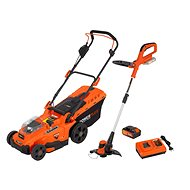 POWERPLUS POWDPG75620 - Cordless Lawn Mower