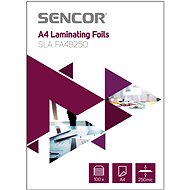SENCOR SLA FA4B250 A4 250mic -100pcs - Laminating Foil