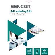SENCOR SLA FA4M150 A4 150mic - 25pcs - Laminating Foil
