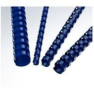 EUROSUPPLIES A4 19 mm modrý - balení 100 ks - Vazací hřbet