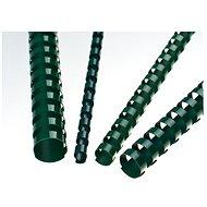 EUROSUPPLIES A4 25 mm zelený - balení 50 ks - Vazací hřbet
