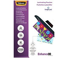 Laminovací fólie Fellowes A4 80 mic ImageLast - Laminovací fólie