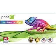 PRINT IT 46508711 azurový - Alternativní toner