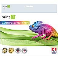 PRINT IT Multipack 21XL BK + 22XL Color pro tiskárny HP - Alternativní inkoust