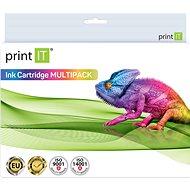 PRINT IT sada 652XL BK + 652XL Color - Alternativní inkoust