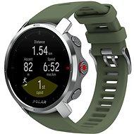 POLAR Grit X zelený, vel. M/L - Chytré hodinky