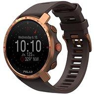 Polar Grit X PRO hnědozlatý - Chytré hodinky