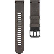 POLAR Grit X 22 mm kožený řemínek pro Polar Vantage M/ Polar Grit X černý M/L