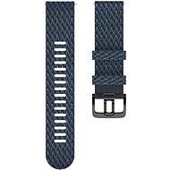 Řemínek POLAR Grit X 22 mm řemínek pro Polar Vantage M/M2/ Polar Grit X modrý M/L